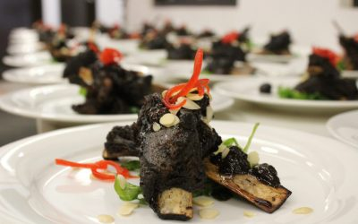 Eat, Drink, and Be Married! Winter Wedding Catering With Cornerstone Theatre