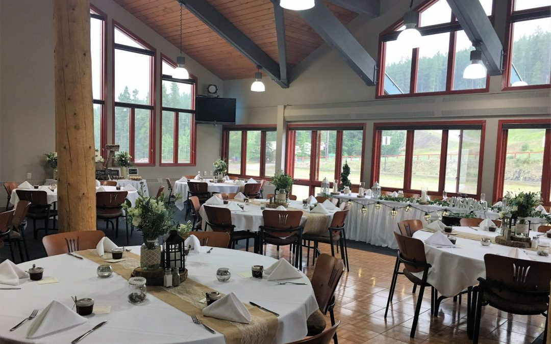 Canmore Nordic Centre Weddings With Cornerstone