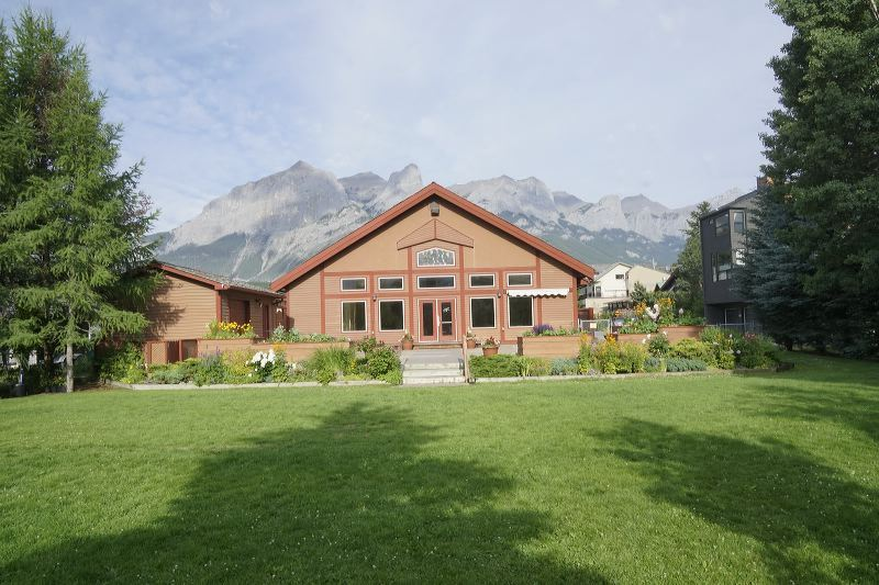 canmore wedding catering