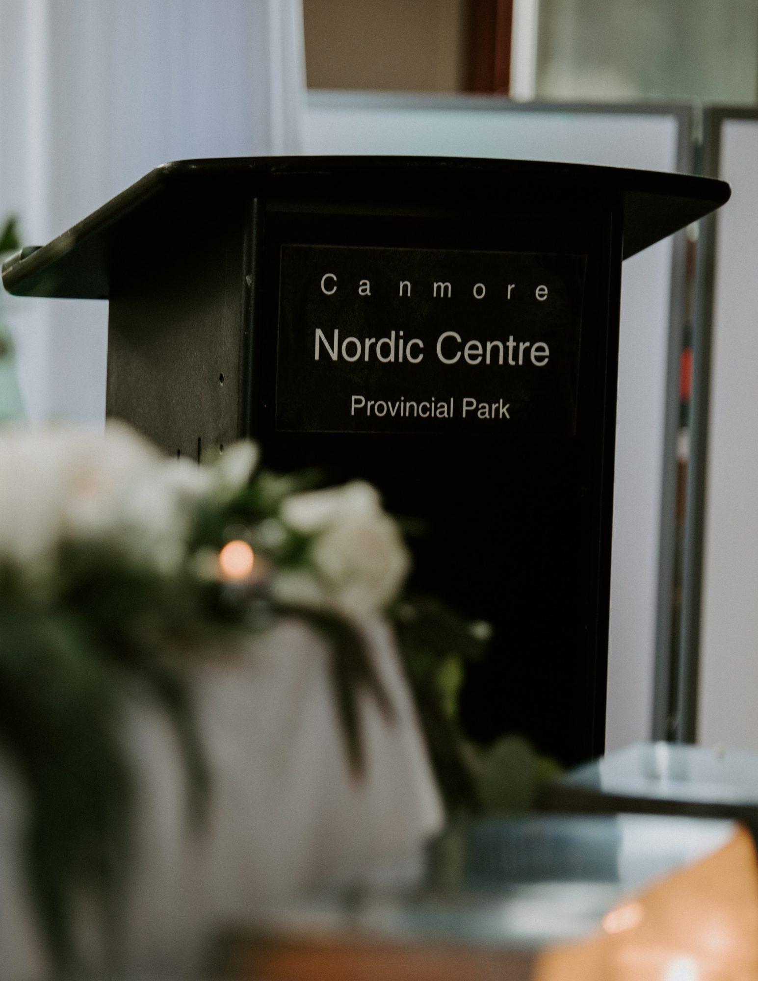 canmore nordic centre