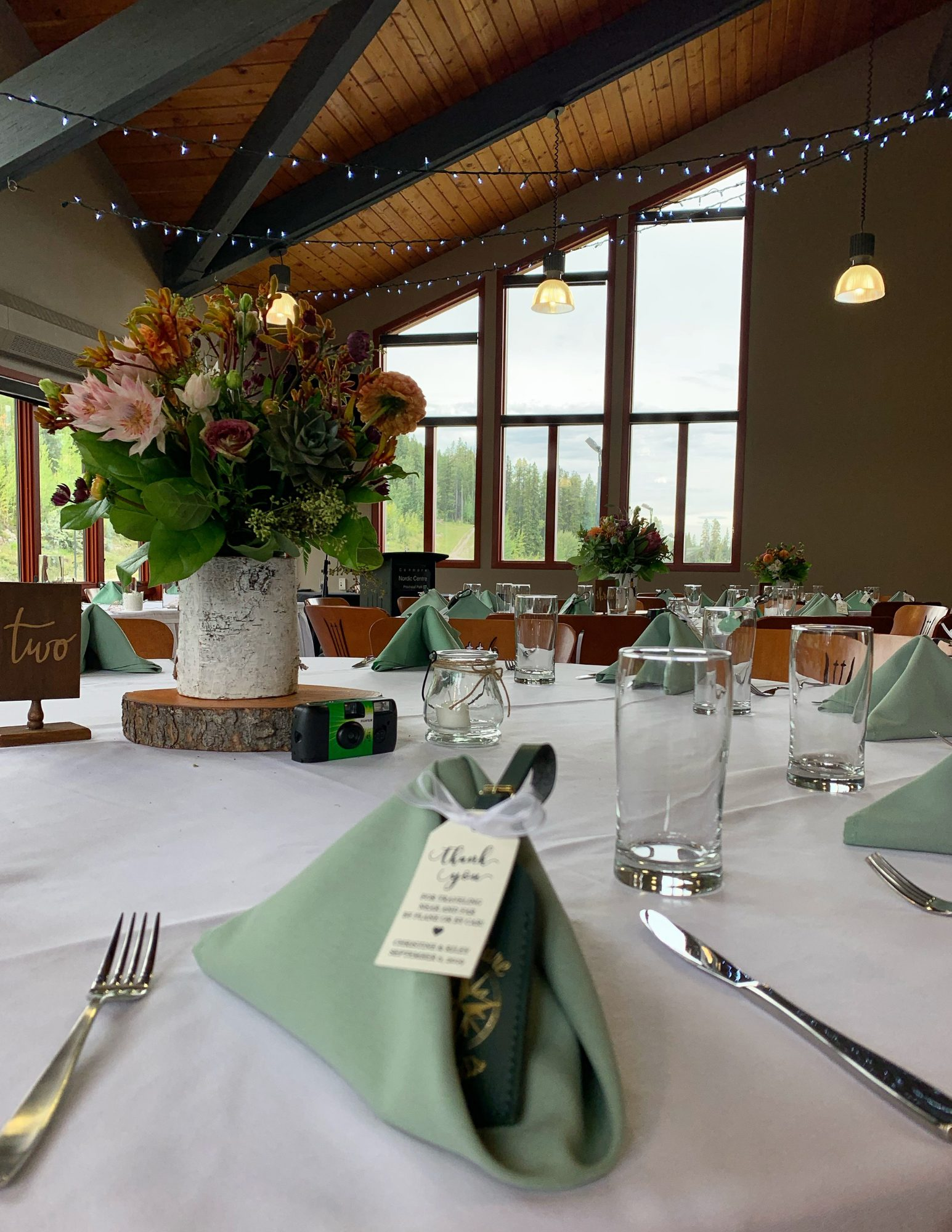 canmore nordic centre weddings